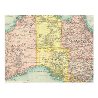 Australia political postcard