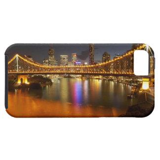 Australia, Queensland, Brisbane, Story Bridge, 2 iPhone 5 Covers