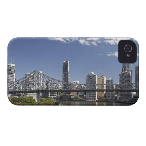 Australia, Queensland, Brisbane, Story Bridge, Blackberry Case
