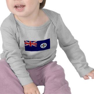 Australia Queensland Flag Tees
