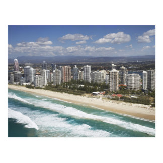 Australia, Queensland, Gold Coast, Main Beach - Postcard