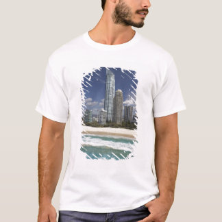 Australia, Queensland, Gold Coast, Surfers T-Shirt