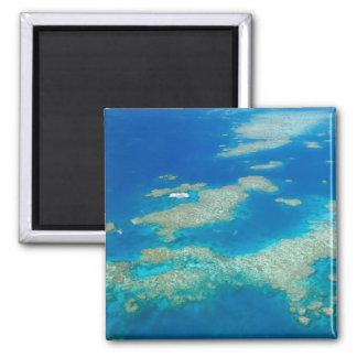 Australia, Queensland, North Coast, Cairns 3 Square Magnet