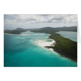 Australia, Queensland, Whitsunday Coast, 2 Greeting Card