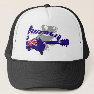 Australia rocks Trucker Cap Koala gear