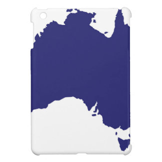 Australia Silhouette iPad Mini Cover