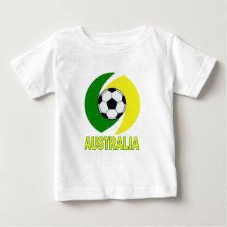 Australia Soccer 2010 Baby T-Shirt