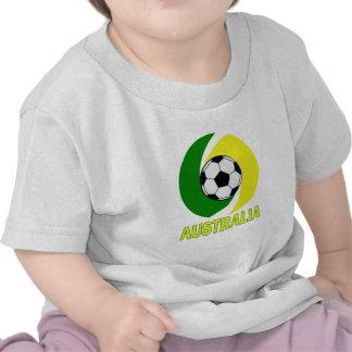 Australia Soccer 2010 T Shirt