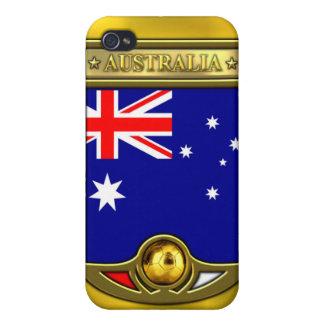 Australia Soccer Cases For iPhone 4
