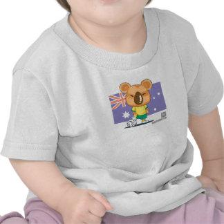 Australia Soccer Infant T-shirt