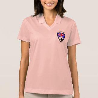 Australia Soccer Polo T-shirt