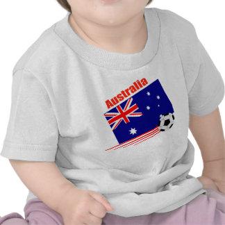 Australia Soccer Team T Shirt