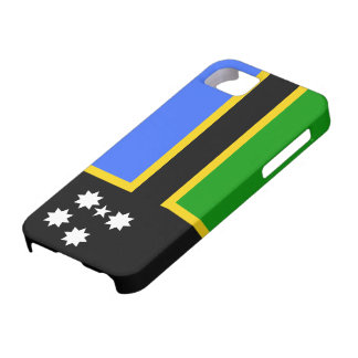 Australia South Sea Islander Flag Case For The iPhone 5