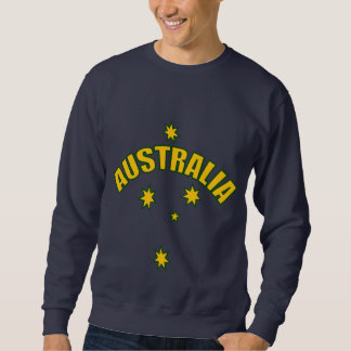 Australia Southern Cross design Sweatshirt