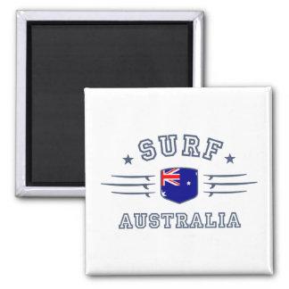 Australia Square Magnet