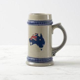Australia stub, Australia Beer Steins