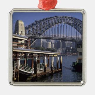 Australia, Sydney, Passenger ferry, one from Metal Ornament