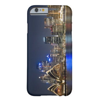 Australia, Sydney. Skyline with Opera House seen Barely There iPhone 6 Case
