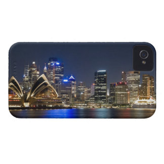 Australia, Sydney. Skyline with Opera House seen Blackberry Bold Cover
