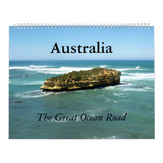 Australia - The Great Ocean Road Wall Calendars