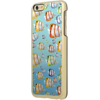 Australia Tropical fish travel poster Incipio Feather® Shine iPhone 6 Plus Case