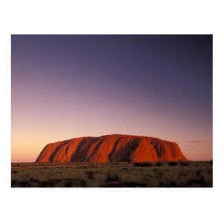 Australia, Uluru Kata Tjuta National Park, Uluru 2 Post Cards