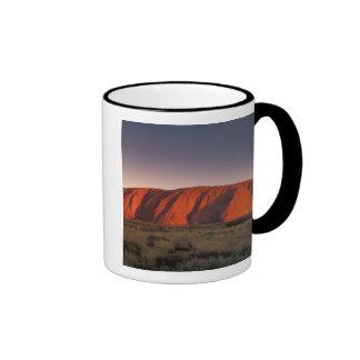 Australia, Uluru National Park. Uluru or Ringer Mug