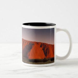 Australia, Uluru National Park. Uluru or Two-Tone Mug