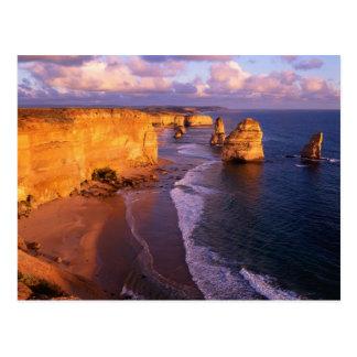 Australia, Victoria. 12 Apostles, Port Postcard