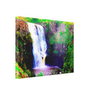 Australia Waterfalls Canvas Print