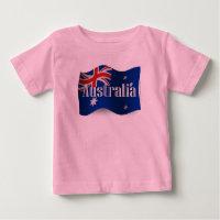 Australian Flag T-Shirts & Shirt Designs | Zazzle com au
