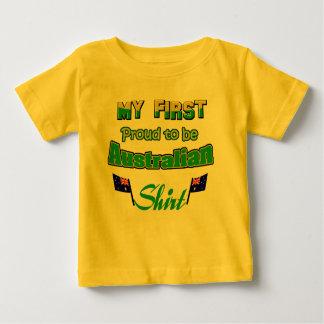 Australian baby design baby T-Shirt