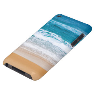 Australian Beach with Blue Waves Barely There iPod Case