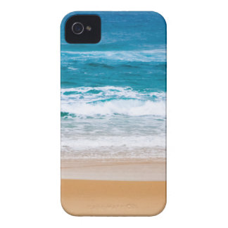 Australian Beach with Blue Waves iPhone4 Case