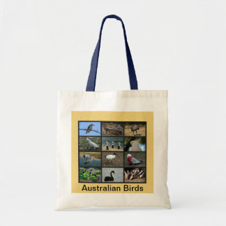 Australian Birds Tote Bag