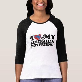 Australian Boyfriend Tee Shirt