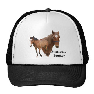 Australian Brumby - Horse Hat