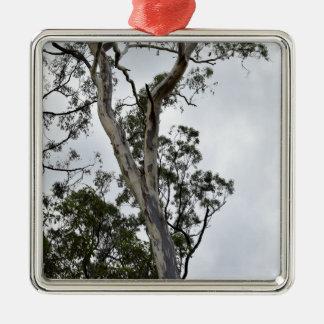 AUSTRALIAN BUSH QUEENSLAND AUSTRALIA METAL ORNAMENT