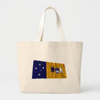 Australian Capital Territory Waving Flag Bags
