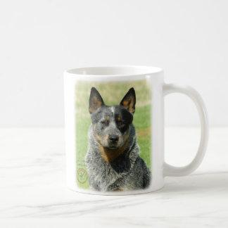 Australian Cattle Dog 9F061D-04_2 Basic White Mug