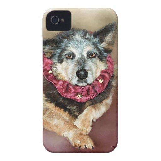 Australian cattle dog blackberry bold phone case Case-Mate blackberry case