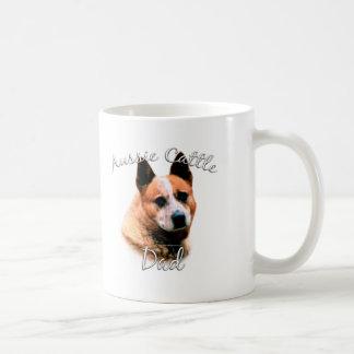 Australian Cattle Dog Dad 2 Coffee Mug