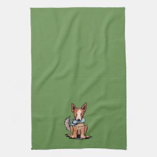 Australian Cattle Dog Kitchen Towel