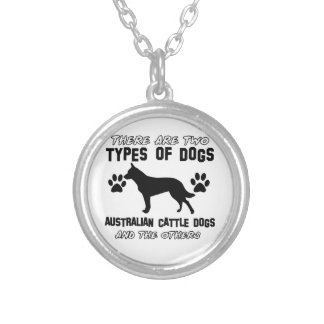 Australian Cattle Dog png Necklace