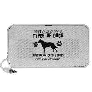 Australian Cattle Dog png Travel Speaker