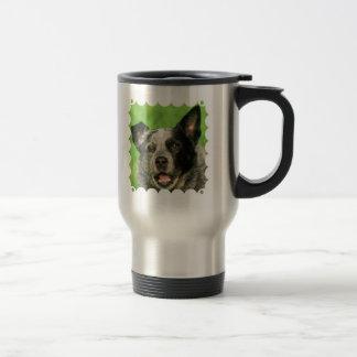 Australian Cattle Dog Stainless Travel Mug