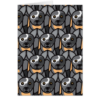Australian Cattle Dogs Greeting Card