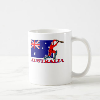 Australian Cricket Player Coffee Mug