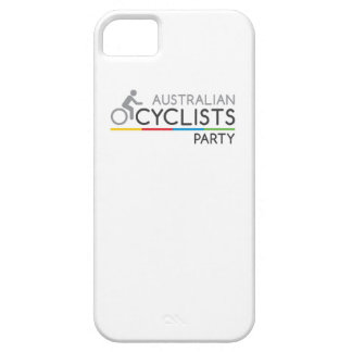 Australian Cyclists Party iPhone 5 Cases