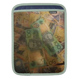 Australian Dollar Sleeves For iPads
